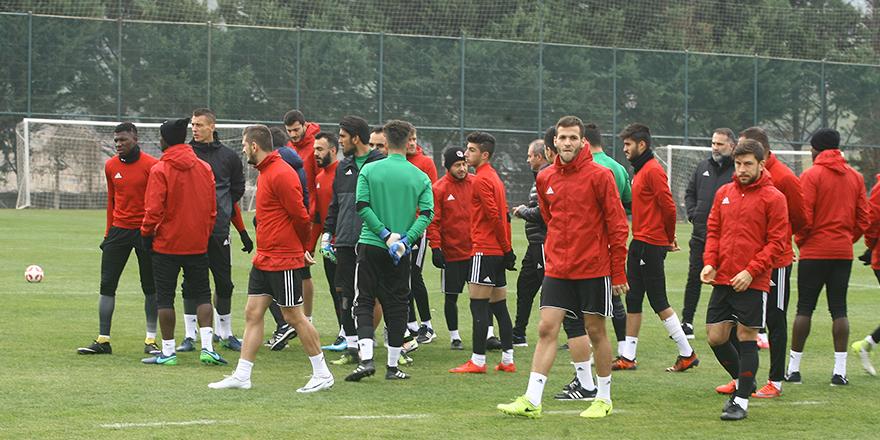 Antalya programı açıklandı