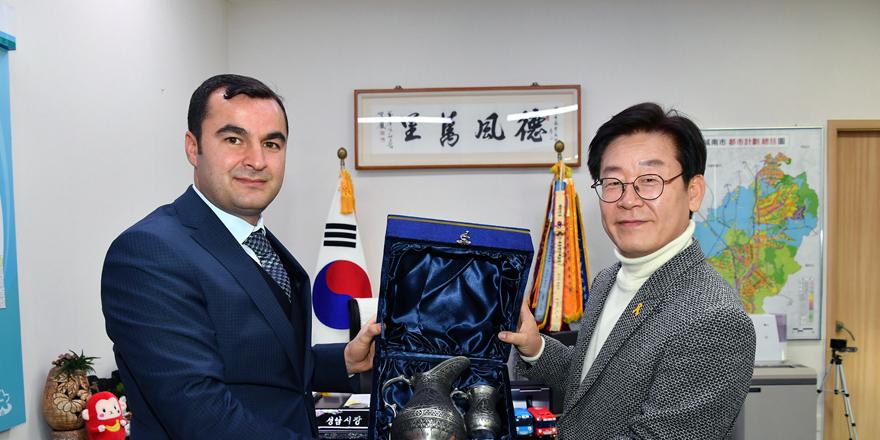 Güney Kore ile ilişkiler gelişecek