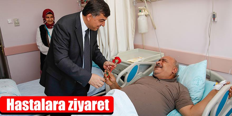 Hastalara ziyaret