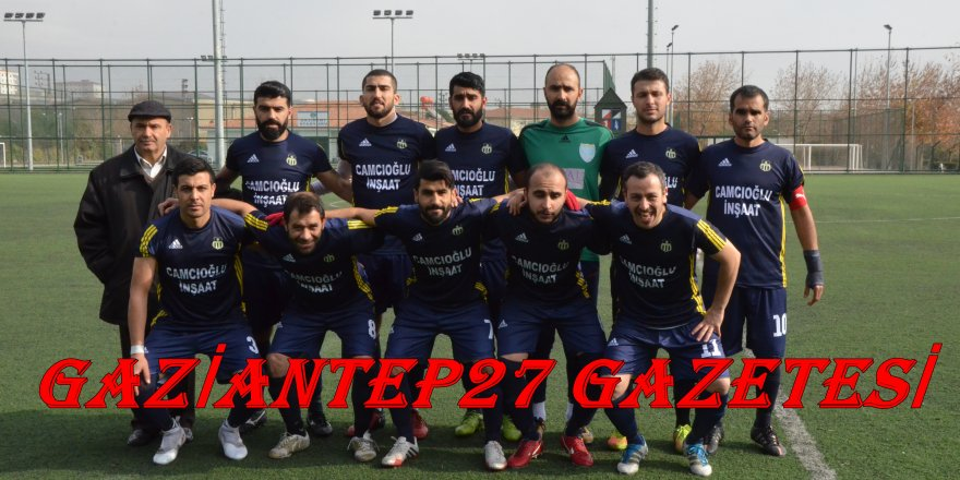 Camcıoğlu kendine geldi 1 – 0