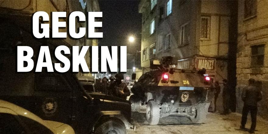 Kayseri'de aranan DEAŞ üyesi, Gaziantep'te yakalandı