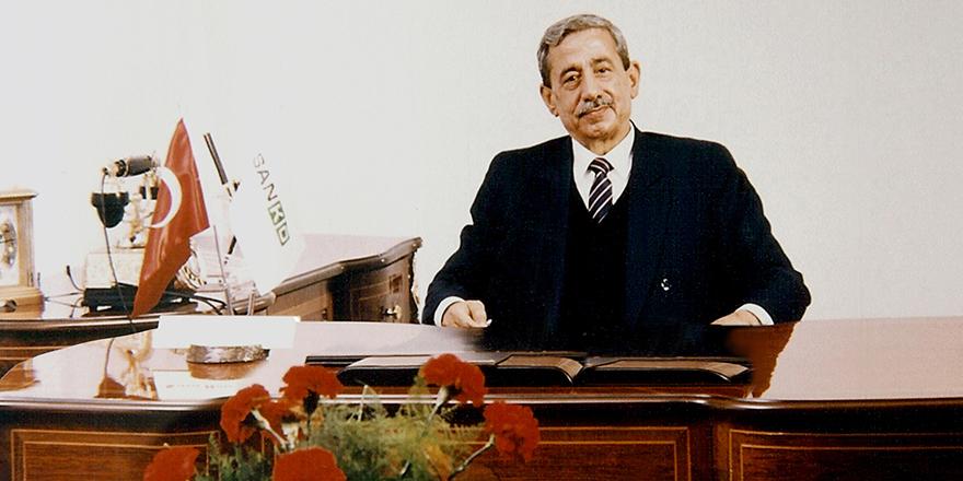 Topçuoğlu, Sani Konukoğlu'nu andı