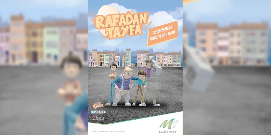 Rafadan Tayfa M1 AVM'de