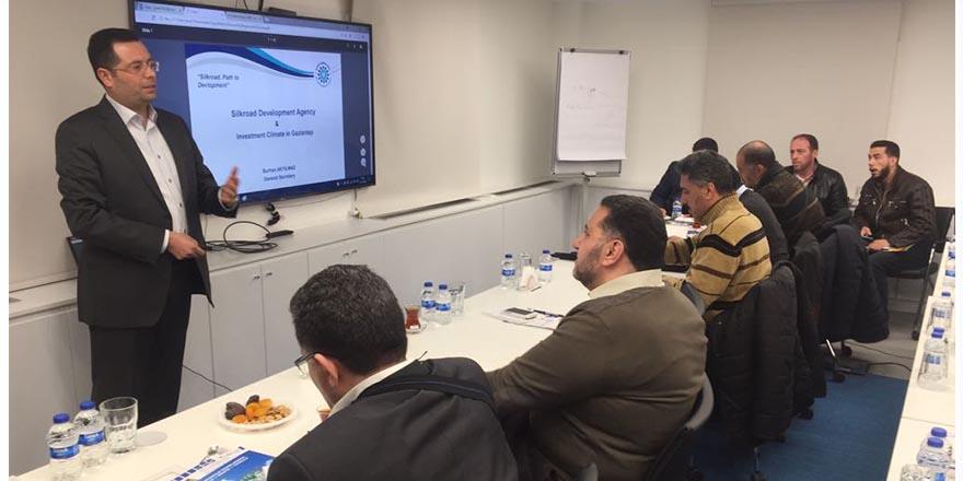 Araplara yatırım tanıtımı