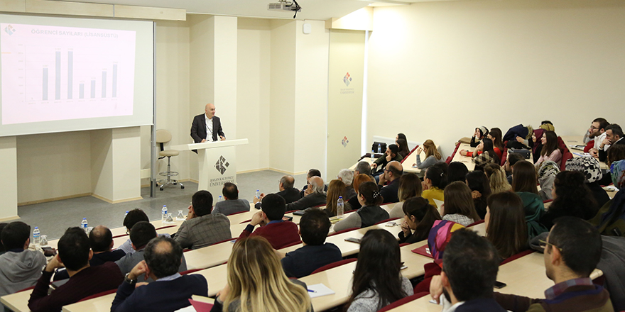 Kalyoncu'da ortak akıl çalıştayı