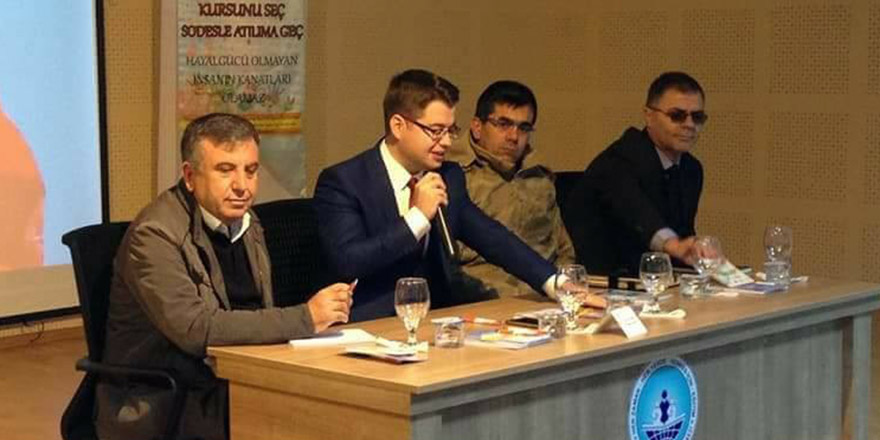 Nurdağı'nda güvenlik toplantısı