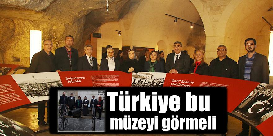 Türkiye bu müzeyi görmeli