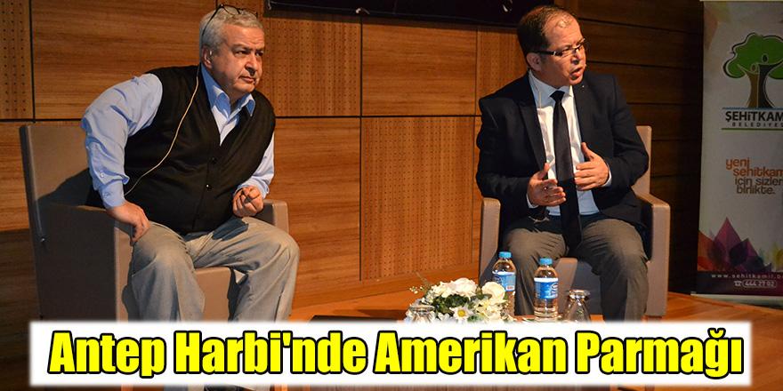 Antep Harbi'nde Amerikan Parmağı