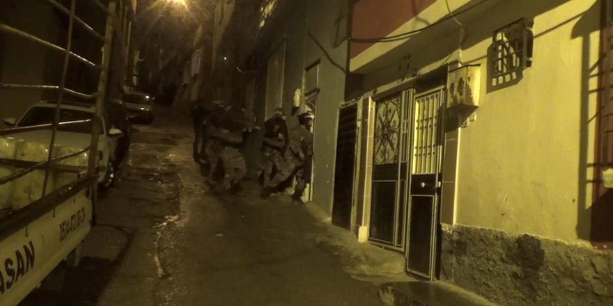 PKK operasyonu: 24 gözaltı