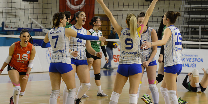 Merinos Play Off'u garantiledi