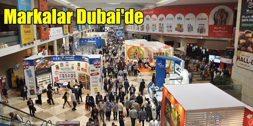 Markalar Dubai'de