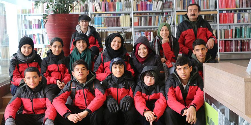 Kardeş şehirde eğitim kampı