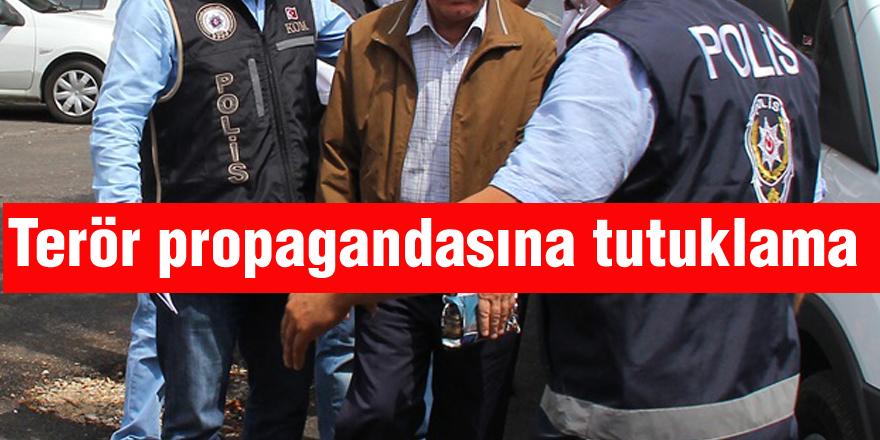 PKK/PYD propagandasına 2 tutuklama