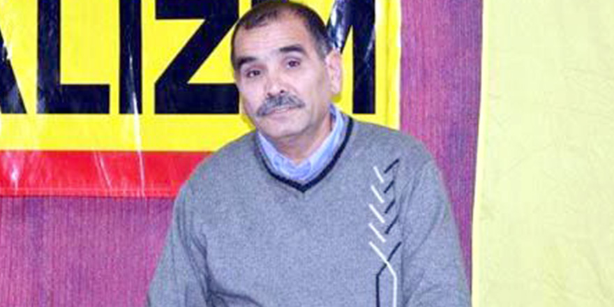 ÖSP il başkanı tutuklandı