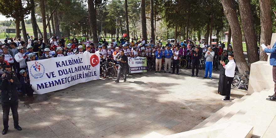 Gençlikspor'dan 'Zeytin Dalı Bisiklet Turu'