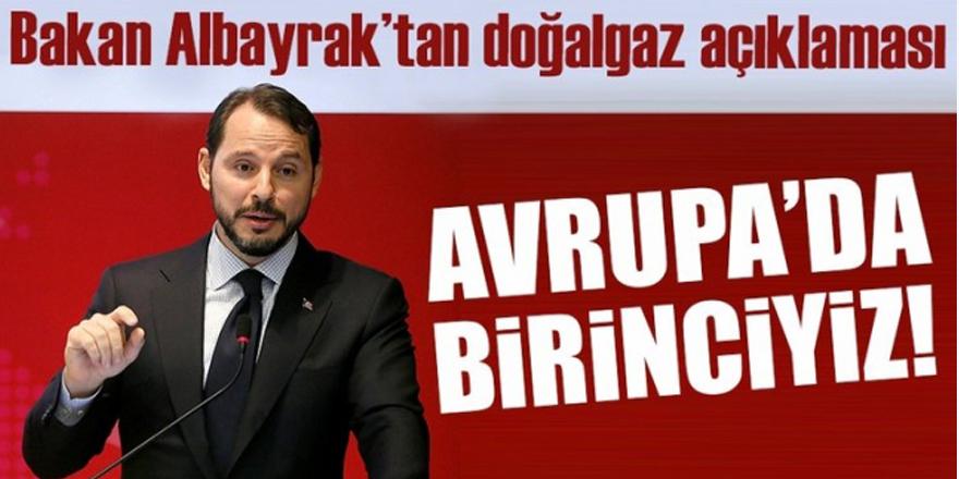 En ucuz doğalgaz Türkiye'de