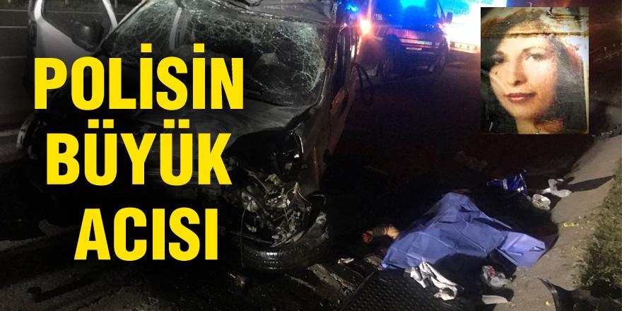 Otomobil bariyerlere çarptı: 1 ölü, 5 yaralı