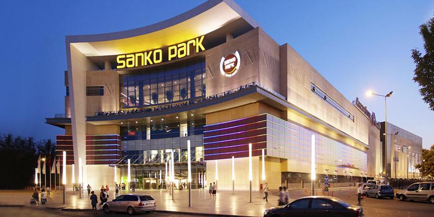 Sanko Park AVM'den bilet hediye
