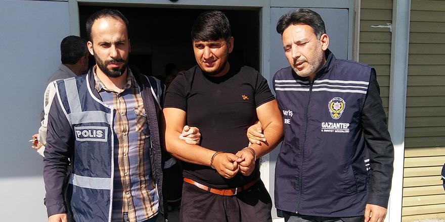 O hırsızlar Adana'da yakalandı