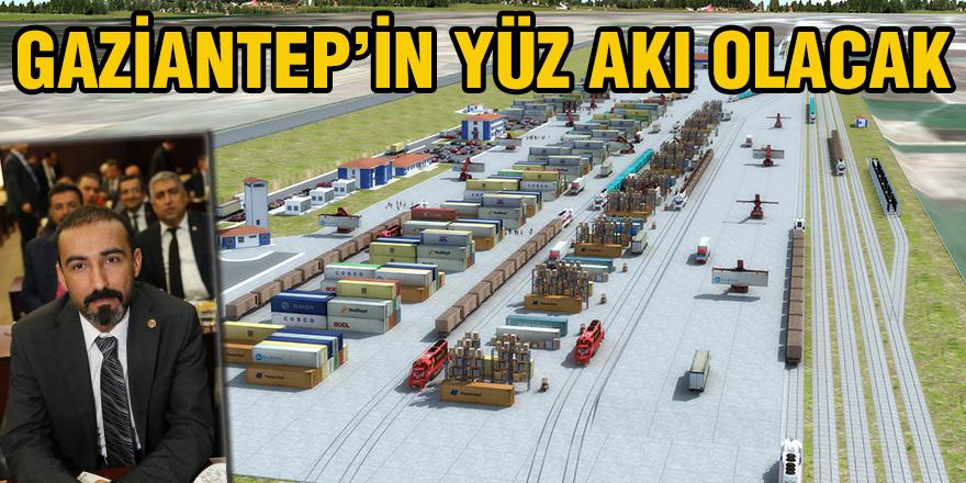 Gaziantep'in yüz akı olacak