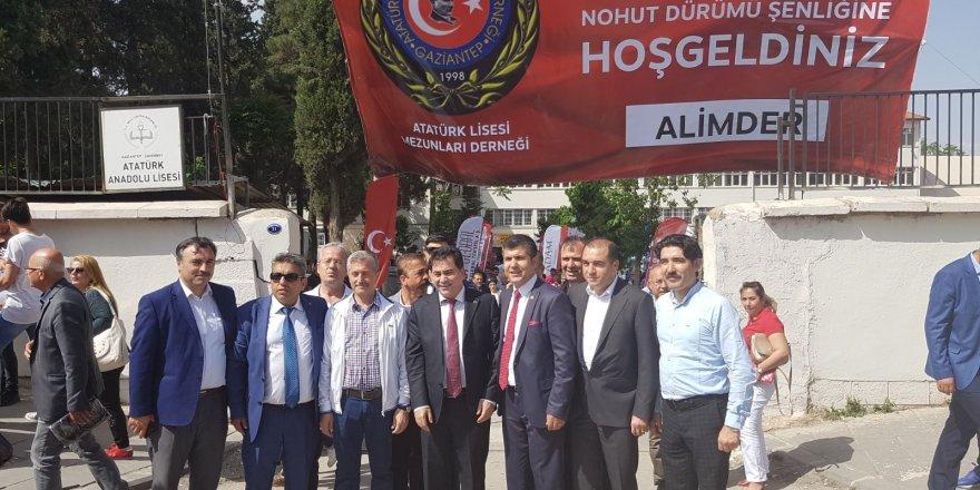 Atatürk Liseliler ALİMDER etkinliğinde buluştu
