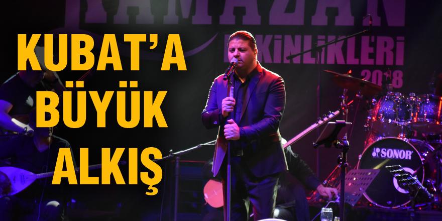 Kubat, Gaziantep'te konser verdi