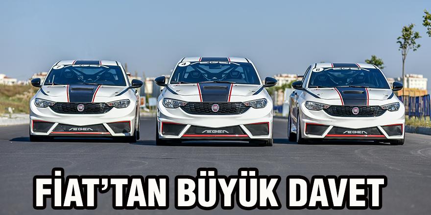 Fiat'tan büyük davet