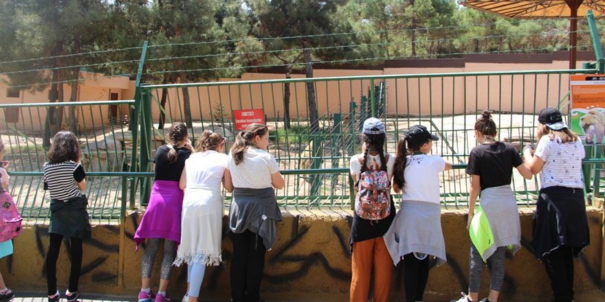 Çamlıca Okulları'ndan Gaziantep'e gezi