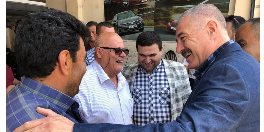 Lider Türkiye için oy istedi