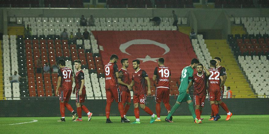 Futbolculardan Gaziantepspor'a uyarı