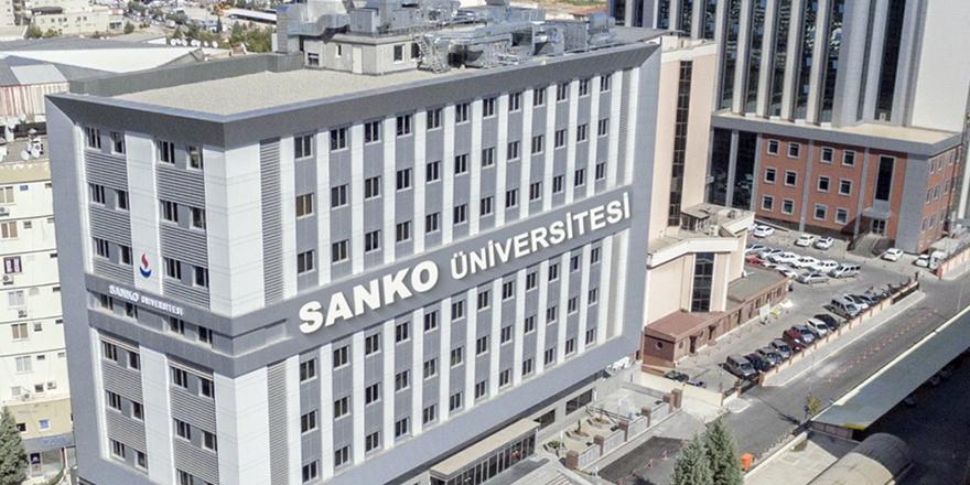 Sanko'da mezuniyet heyecanı
