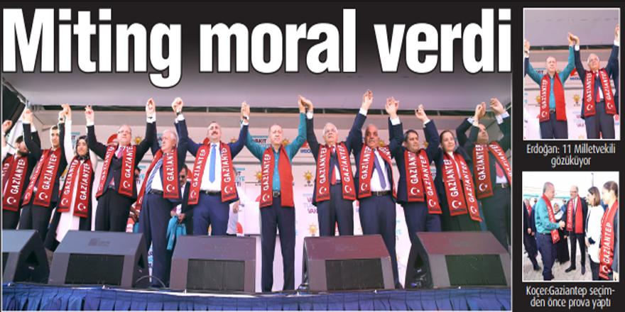 Miting moral verdi