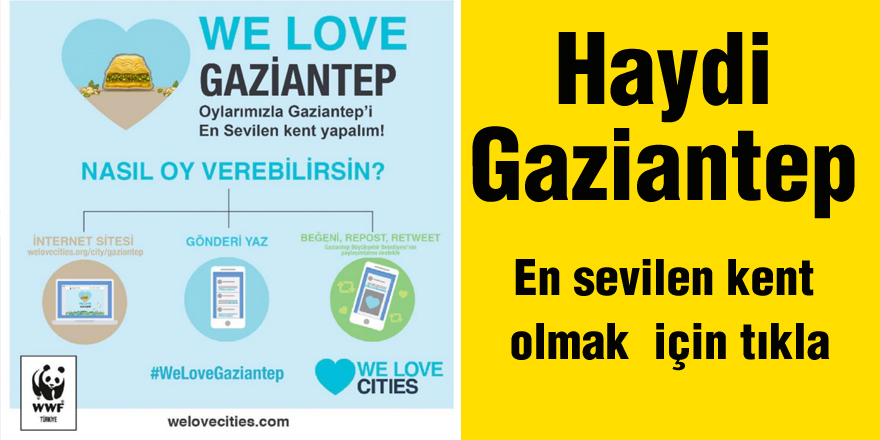 Haydi Gaziantep