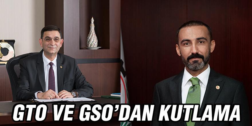GTO ve GSO'dan kutlama