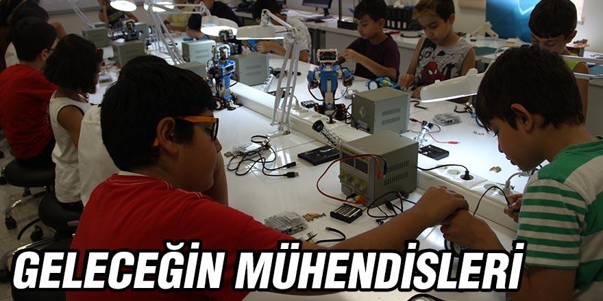 Geleceğin mühendisleri