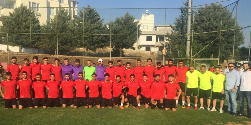 Gaziantepspor sezonu açtı