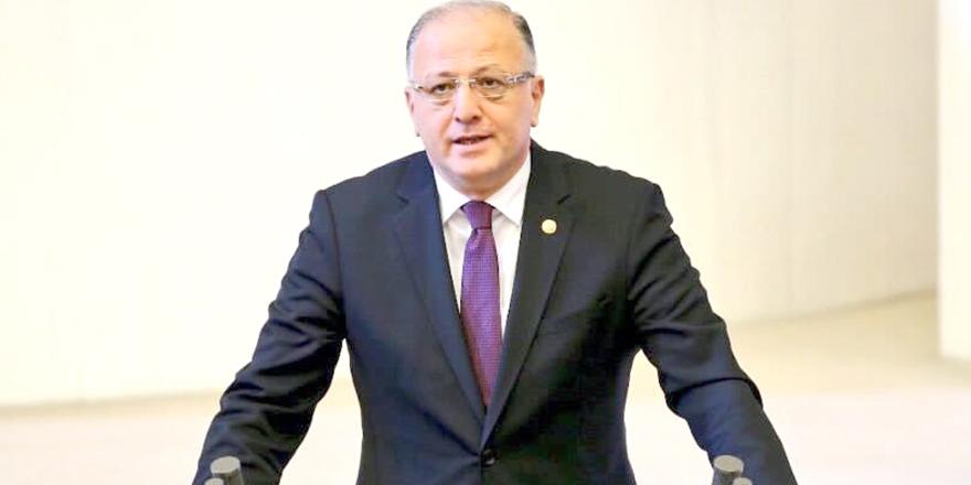 Milletvekili Koçer'e Meclis'te yeni görev