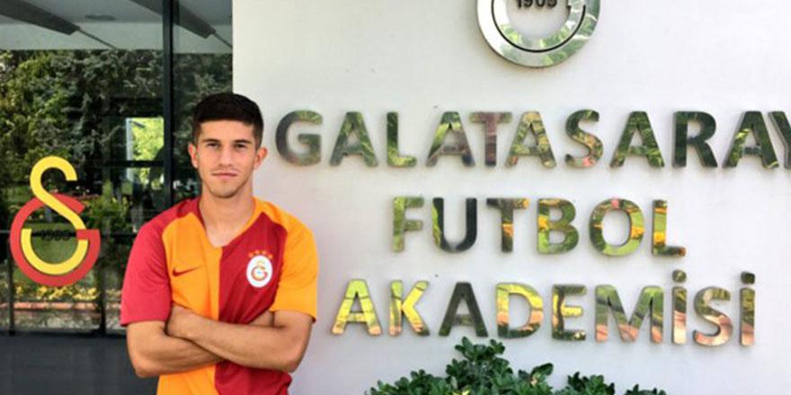Genç Mirza Galatasaray'a gitti