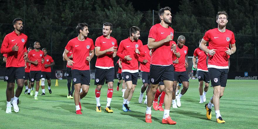 İstanbul hazırlıkları başladı