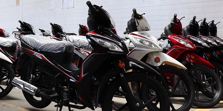 Motosiklete ilgi büyüyor
