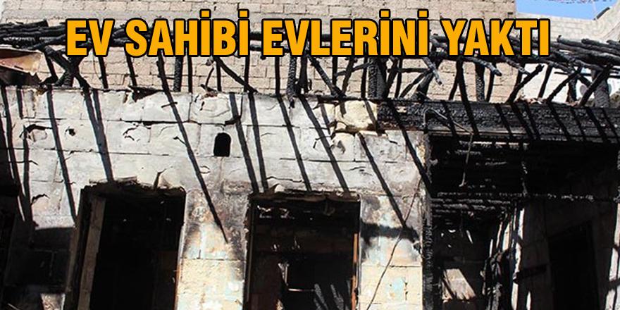 Gaziantep'te iki aylık kirasını ödeyemedi