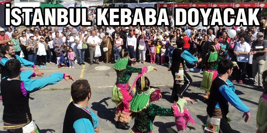İstanbul kebaba doyacak