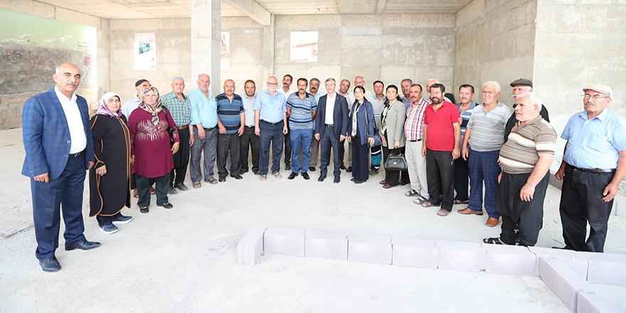Kıbrıs Mahallesi'nde dev tesis