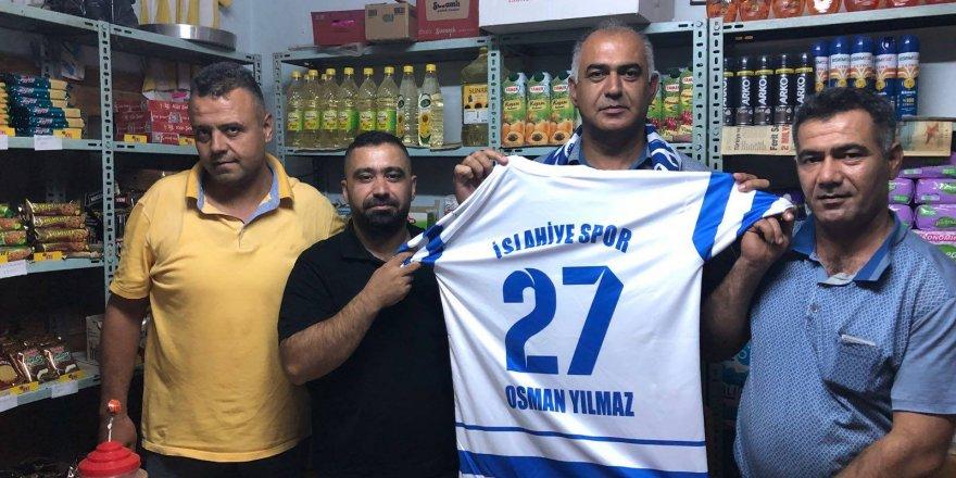 İslahiye'de Osman Yılmaz sevinci