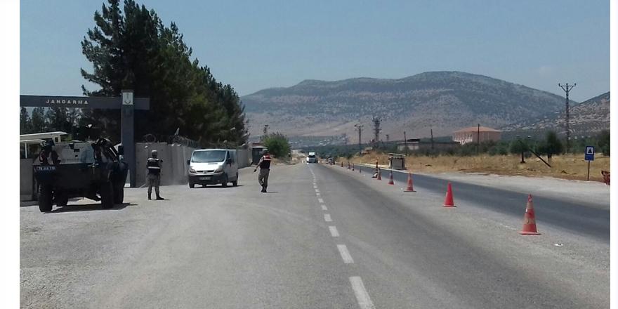Çalınan motosiklet Kilis'te bulundu
