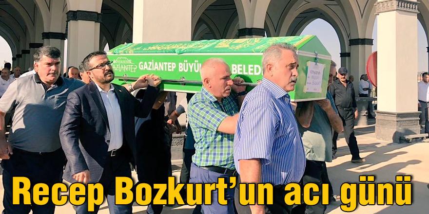 Recep Bozkurt'un acı günü