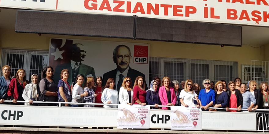 CHP startı kadınlarla verdi