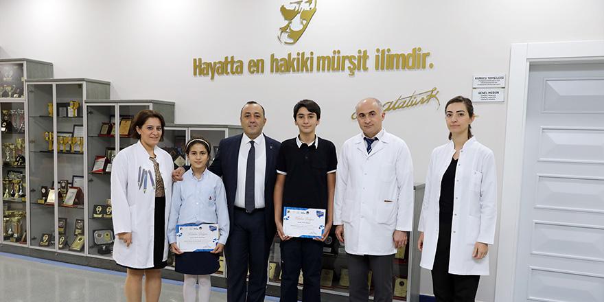 Sanko okullarının Türkiye başarısı