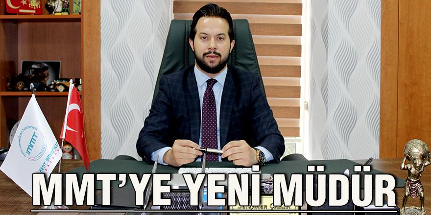 MMT'ye yeni müdür