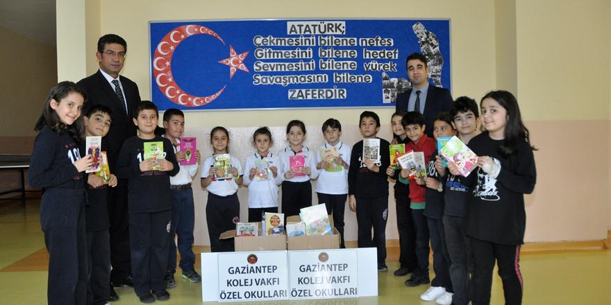 Kitap toplama kampanyası